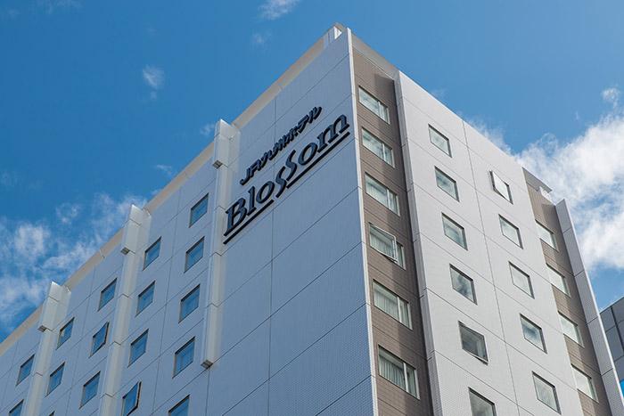 Jr Kyushu Hotel Blossom Hakata Chuo Jr Hotel Group