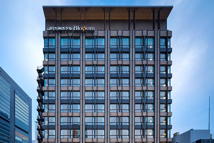 Jr Kyushu Hotel Blossom Shinjuku Jr Hotel Group